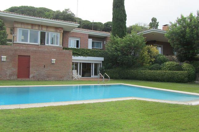 Villa for sale in Cabrera De Mar, Barcelona, Spain