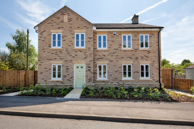 Thumbnail Detached house for sale in High Street, Linton, Cambridge