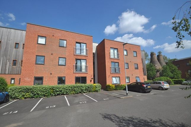 Thumbnail Flat for sale in Hartley Court, Lock 38, Cliffe Vale