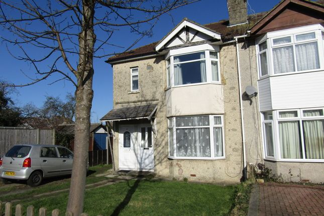 Thumbnail Flat to rent in Frances Road, Purbrook, Waterlooville