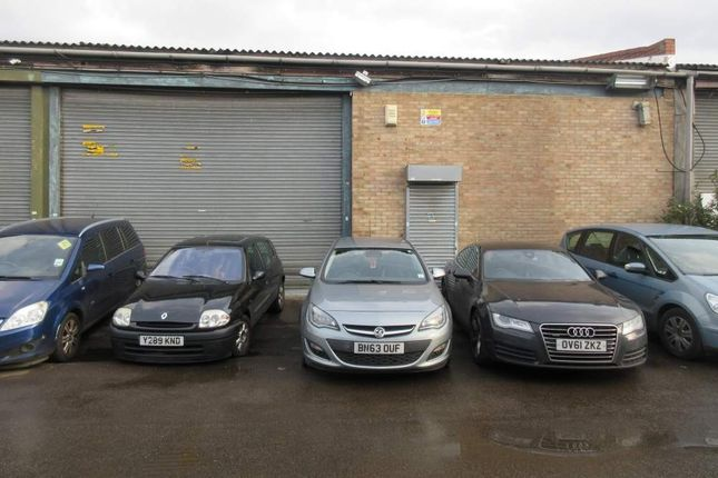 Thumbnail Light industrial to let in Unit Crabtree Road, Thorpe Industrial Estate