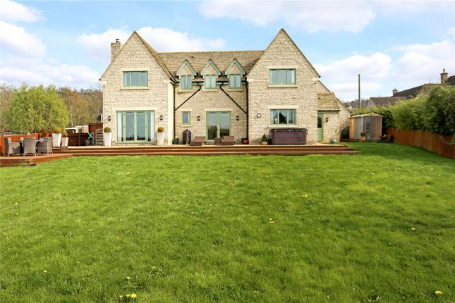 Thumbnail Detached house for sale in Clovermead, Upton Lane, Brookthorpe, Gloucester