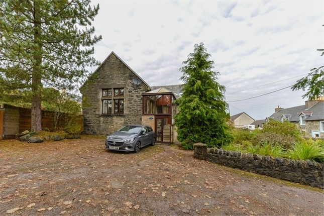Thumbnail End terrace house for sale in St Clair Road, Ardrishaig, Lochgilphead, Argyll And Bute