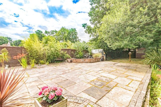 Patio of Frensham Road, Crowthorne, Berkshire RG45