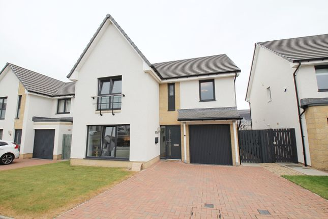 Thumbnail Detached house for sale in Greenfield Court, Elgin