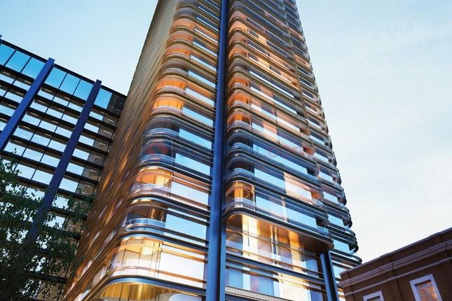 Thumbnail Flat for sale in Principal Place City Of London, London