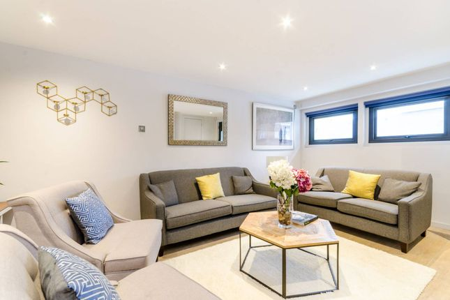 Thumbnail Property to rent in Walham Yard, Fulham