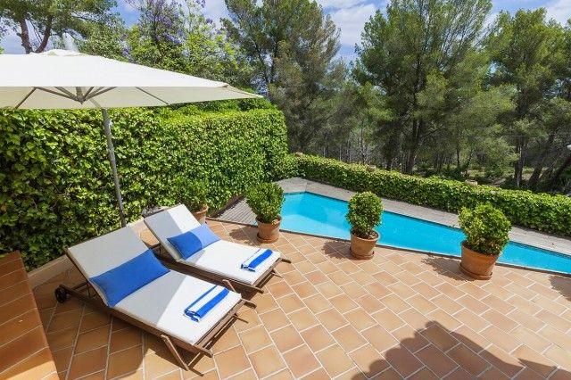 Terrace of Spain, Mallorca, Palma De Mallorca, Bonanova