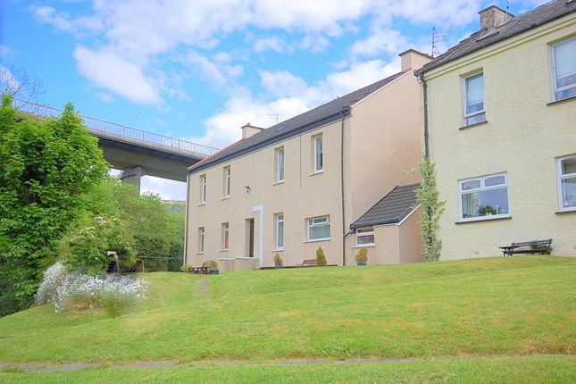 Thumbnail 1 bed flat for sale in Dalnottar Terrace, Old Kilpatrick, Glasgow