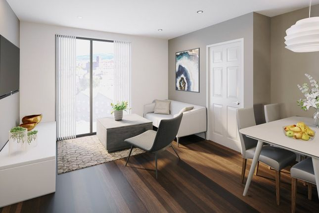 Thumbnail Flat for sale in St Georges Gate, Bolton, Manchester