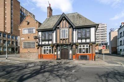 Thumbnail Pub/bar to let in Royal Children, 50A Castle Gate, Nottingham, Nottinghamshire