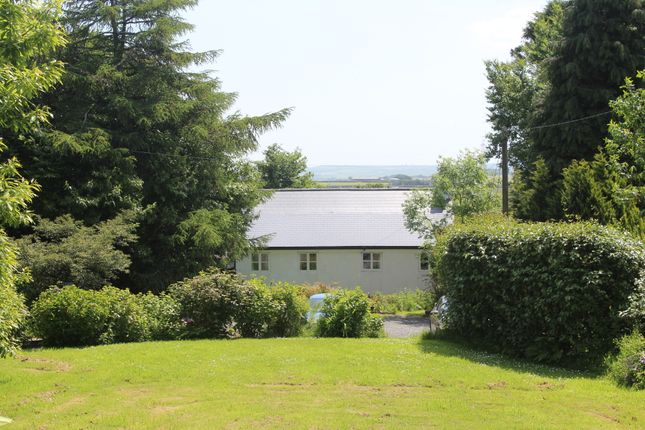 Thumbnail Detached house for sale in Golf Links Road, Wrangaton, South Brent, Devon