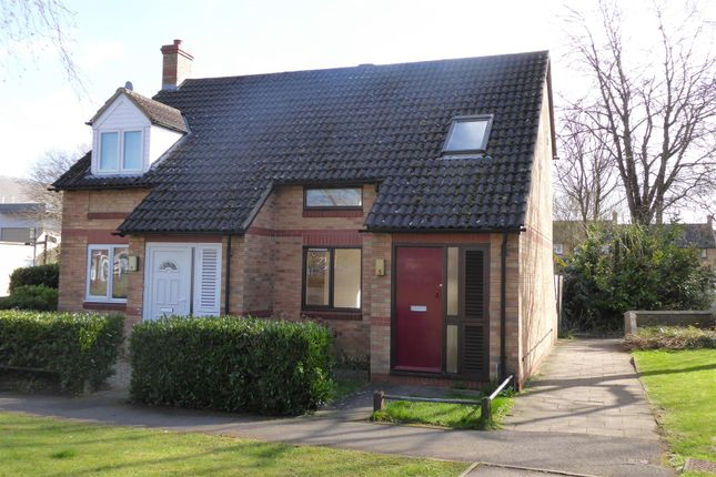 Thumbnail Property for sale in St. Annes Close, Oakham