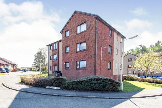 1 bed flat for sale in Cowal Crescent, Glenrothes KY6