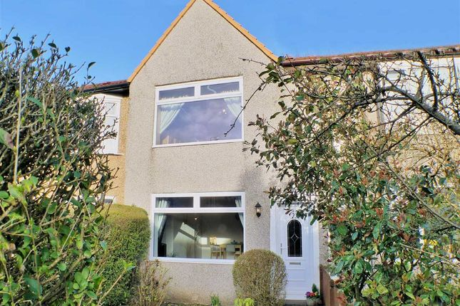 Thumbnail Terraced house for sale in Alyth Crescent, Clarkston, Glasgow