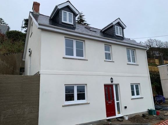 Thumbnail Detached house for sale in Goedwig Terrace, Goodwick
