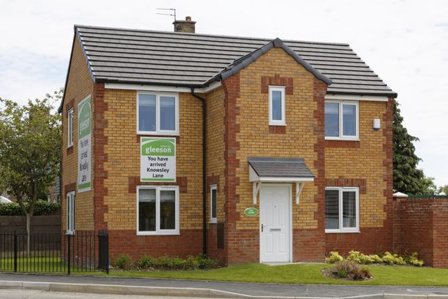 Thumbnail Detached house for sale in The Cavan, Holy Well Lane, Crook, County Durham