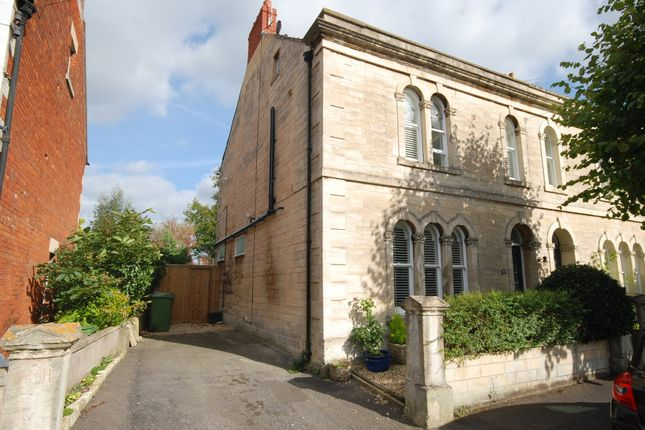 Thumbnail Semi-detached house for sale in Westbourne Road, Trowbridge
