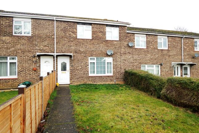 3 bed terraced house for sale in Queens Gardens, Eaton Socon, St. Neots