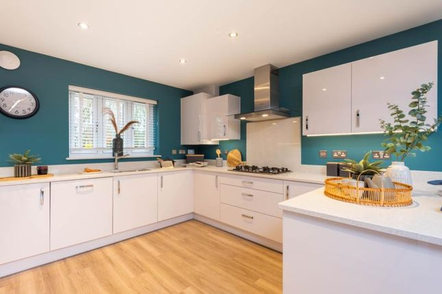 Thumbnail Detached house for sale in Cotswold Gate, The Linden, Shilton Road, Burford