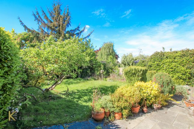 Garden of Kilworth Road, Shenfield CM15