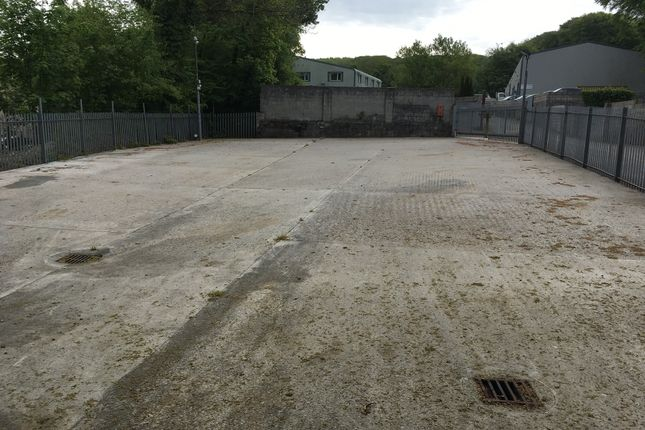 Thumbnail Land to let in Florence Road Industrial Estate, Kelly Bray, Callington