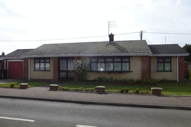 Thumbnail Detached bungalow for sale in Larch Drive, Bradwell, Great Yarmouth