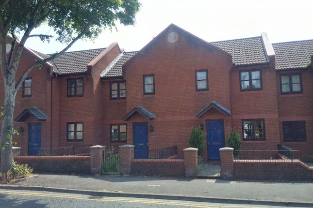 Thumbnail Terraced house to rent in Priory Road, Wells