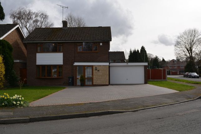 Thumbnail Detached house for sale in Kingsway Road, Stoneygate, Leicester