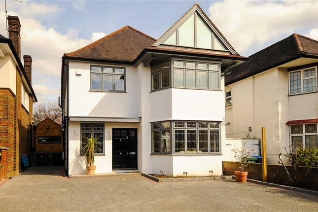 Thumbnail Detached house for sale in Mount Pleasant Road, Brondesbury Park, London
