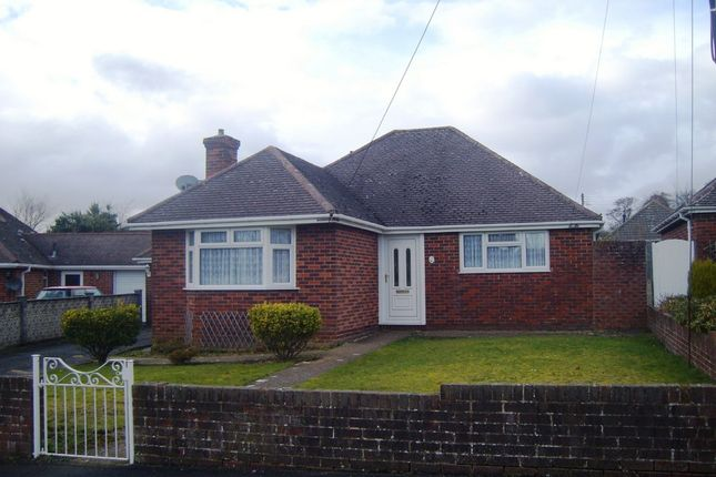 Thumbnail Detached bungalow to rent in Mill Close, Nursling, Southampton
