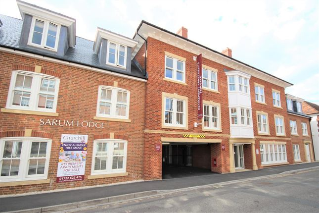 Thumbnail Flat for sale in Three Swans Chequer, Salisbury