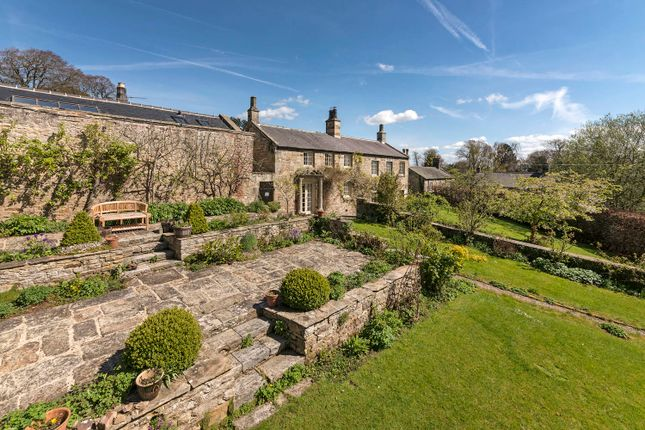 Thumbnail Country house for sale in Appletrees & Pear Tree Cottage, Sandhoe, Hexham, Northumberland