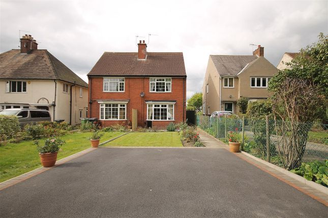 Thumbnail Semi-detached house for sale in The Green, Hasland, Chesterfield