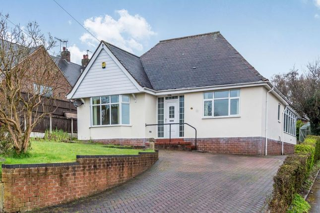 Thumbnail Bungalow for sale in Eastwood Avenue, Burslem, Stoke-On-Trent