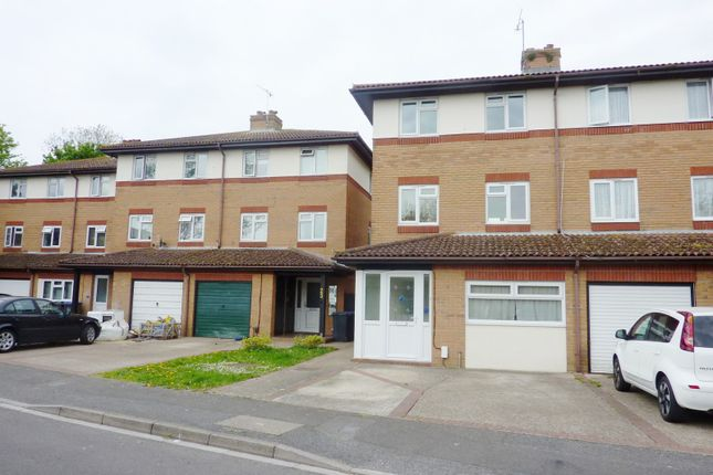 Thumbnail Property to rent in Winterbourne Way, Worthing