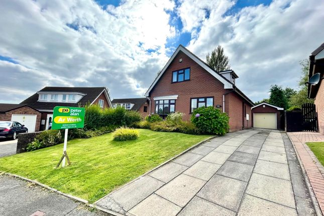 3 bed detached bungalow for sale in Aldwych Close, Thornhill, Cardiff CF14