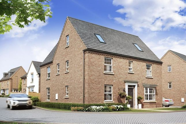 """Thumbnail Detached house for sale in """"Moorecroft"""" at Great Hall Drive, Bury St. Edmunds"""