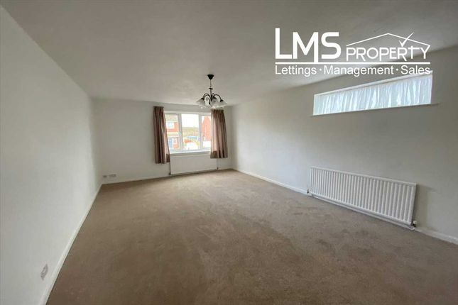 Thumbnail Flat to rent in Delamere Street, Winsford