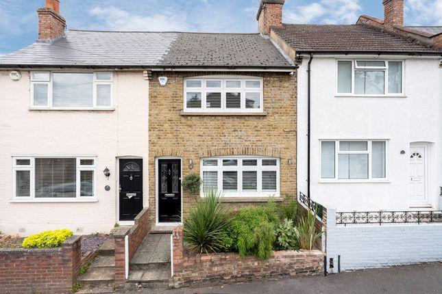 Thumbnail Terraced house for sale in Guy Road, Wallington, Surrey