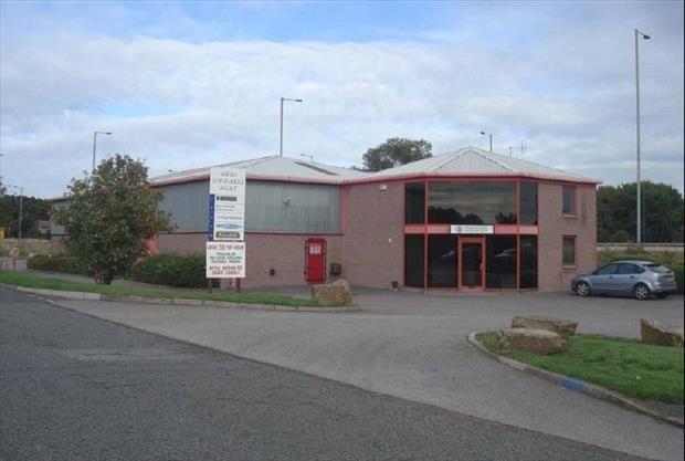 Thumbnail Light industrial to let in Unit 1 Deva Business Park, Welsh Road, Deeside, Flintshire