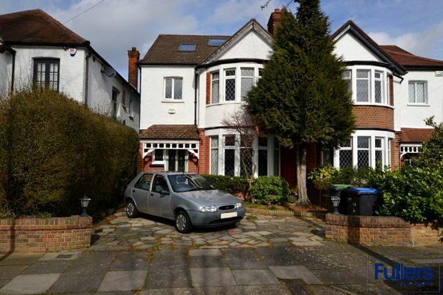 Thumbnail End terrace house for sale in Summerhill Grove, Enfield