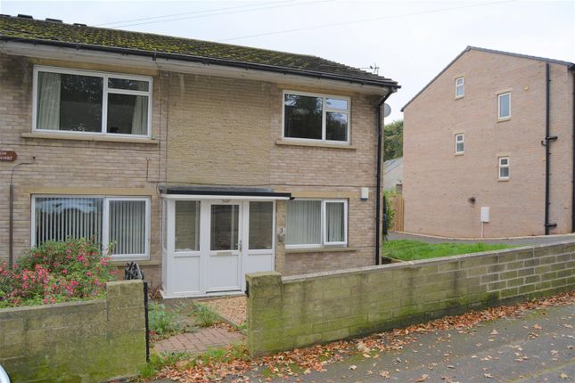 2 bed flat for sale in Cleveland Road, Edgerton, Huddersfield HD1