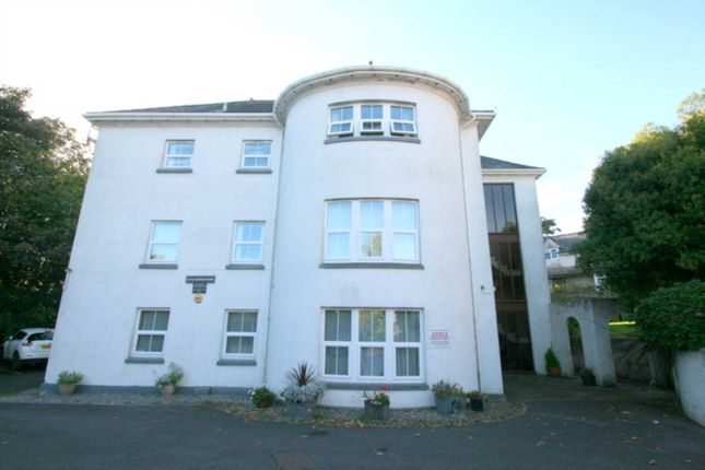 Thumbnail Flat for sale in Little Efford House, 14 Highfield Close, Plymouth