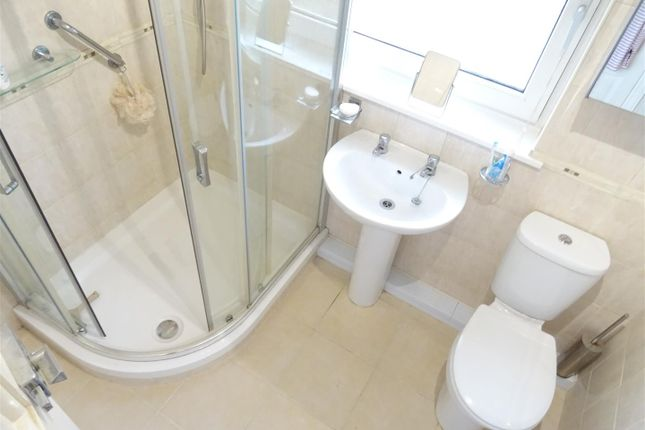 Shower Room of Hipwell Crescent, Leicester, Leicestershire LE4