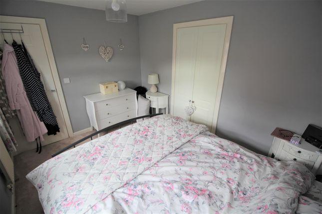 Bedroom Three of Barlow Drive, Fradley, Lichfield WS13