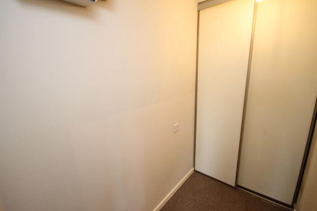 Dressing Room of Valley Road, Northallerton DL6