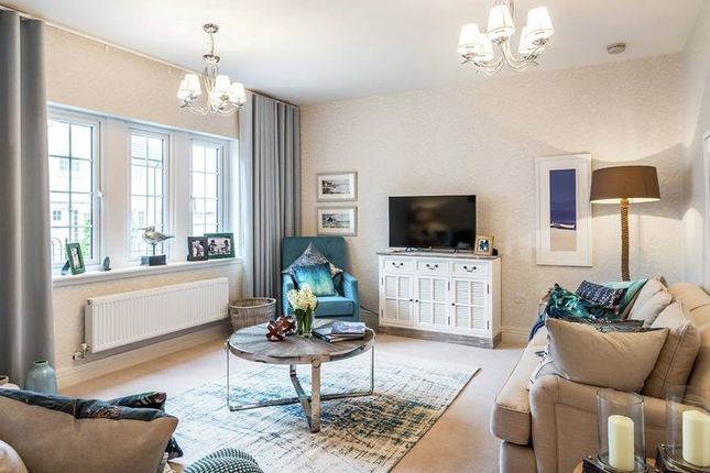 "Thumbnail Detached house for sale in ""The Kennedy"" at Kirk Brae, Cults, Aberdeen"