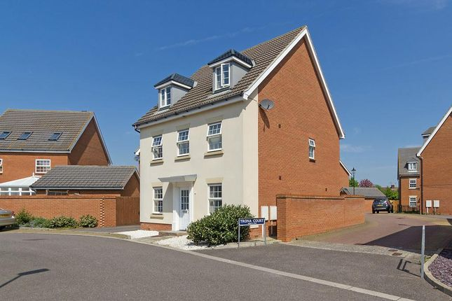 Thumbnail Detached house for sale in Amethyst Drive, Sittingbourne