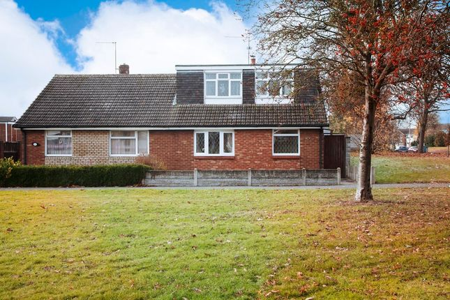 Thumbnail Semi-detached bungalow for sale in Broadmeadow, Kingswinford